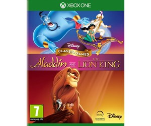 5060146468527 - Disney Classic Games: Aladdin and the Lion King - Microsoft Xbox One - Platformer
