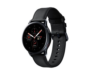 SM-R835FSKANEE - Samsung Galaxy Watch Active 2 40mm 4G - Stainless Steel - Black
