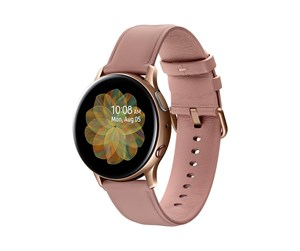SM-R835FSDANEE - Samsung Galaxy Watch Active 2 40mm 4G - Stainless Steel - Gold