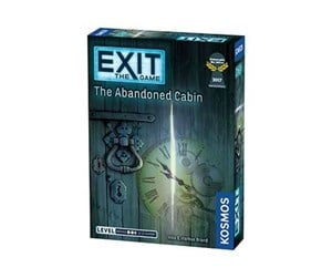 KOS1264 - Kosmos Exit: The Abandoned Cabin (EN)