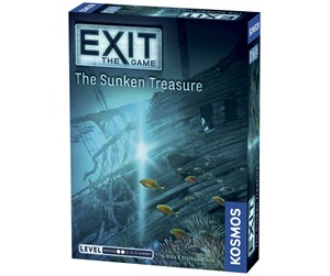 KOS1359 - Kosmos Exit: The Sunken Treasure (EN)