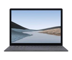 PLA-00012 - Microsoft Surface Laptop 3 Platinum i7 16GB 256GB