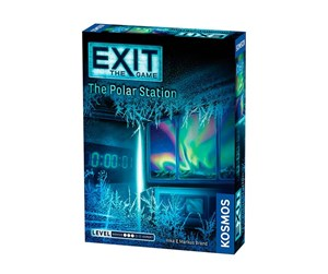 KOS9286 - Kosmos Exit: The Polar Station (EN)