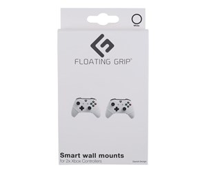 5713474000173 - Floating Grip 2x Xbox controller Wall Mounts - White - Tilbehør til spillekonsol - Microsoft Xbox One S