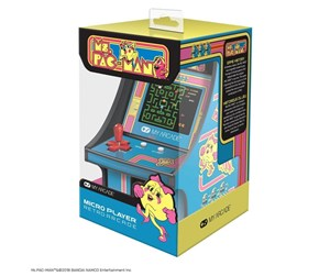 DGUNL-3230 - dreamGEAR Micro Player MS.PACMAN