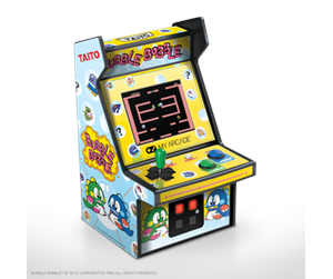 DGUNL-3241 - dreamGEAR Micro Player Bubble Bobble