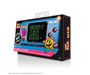 DGUNL-3242  - dreamGEAR Pocketplayer Ms.PACMAN 3 games