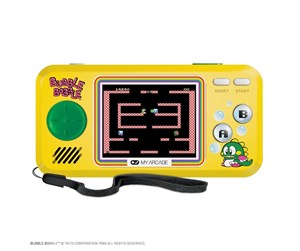 DGUNL-3248 - dreamGEAR Pocketplayer Bubble Bobble 3 games