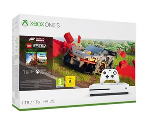 234-01129 - Microsoft Xbox One S - 1TB - (Forza Horizon 4 + LEGO Speed Champions Bundle)