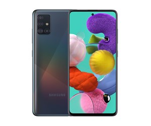 SM-A515FZKVEUD - Samsung Galaxy A51 128GB - Prism Crush Black