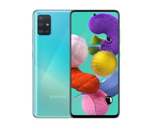 SM-A515FZBVEUD - Samsung Galaxy A51 128GB - Prism Crush Blue