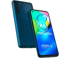 PAHF0008DE - Motorola Moto G8 Power 64GB - Capri Blue