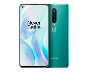 5011100987 - OnePlus 8 5G 256GB/12GB - Glacial Green