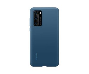 51993721 - Huawei P40 Silicone Cover Blue