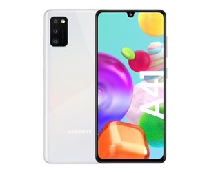 SM-A415FZWDEUD - Samsung Galaxy A41 64GB - Prism Crush White