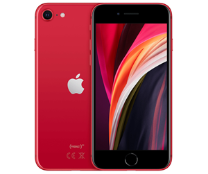 MXVV2QN/A - Apple iPhone SE 256GB - Red
