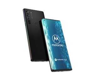 PAJA0018SE - Motorola *DEMO* Edge 5G 128GB/6GB - Solar Black