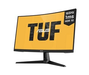 "90LM0671-B01170 - ASUS 27"" Skærm TUF Gaming VG27WQ1B - Sort - 1 ms AMD FreeSync Premium"