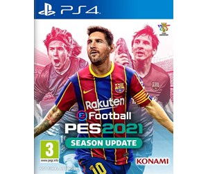 4012927105115 - eFootball PES 2021 Season Update - Sony PlayStation 4 - Sport