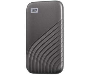 WDBAGF0020BGY-WESN - WD My Passport SSD - Space Grey - 2TB