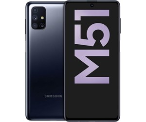 SM-M515FZKDEUD - Samsung Galaxy M51 128GB - Black