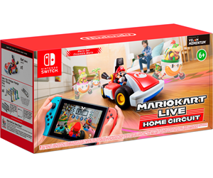 0045496426262 - Mario Kart Live: Home Circuit (Mario-Set) - Nintendo Switch - Racing