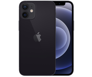 MGDX3QN/A - Apple iPhone 12 mini 5G 64GB - Black