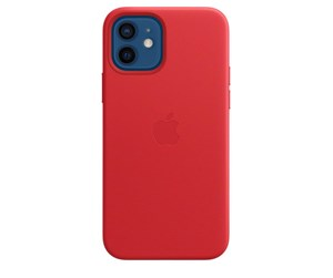 MHKD3ZM/A - Apple iPhone 12 | 12 Pro Leather Case with MagSafe - (PRODUCT)RED