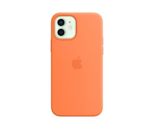 MHKY3ZM/A - Apple iPhone 12 | 12 Pro Silicone Case with MagSafe - Kumquat