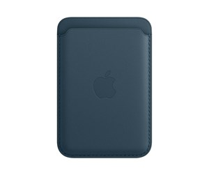 MHLQ3ZM/A - Apple iPhone Leather Wallet with MagSafe - Baltic Blue