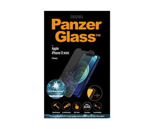 PANZERP2707 - PanzerGlass Apple iPhone 12 mini (AntiBacterial) - Privacy