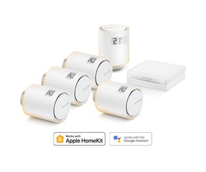 NVP-5PACK - Netatmo Starter 5-Pack Smart Radiator Thermostats