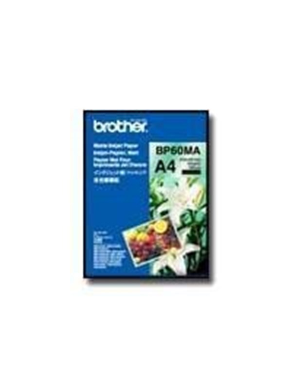 Image of   Brother BP 60MA Matte Inkjet Paper