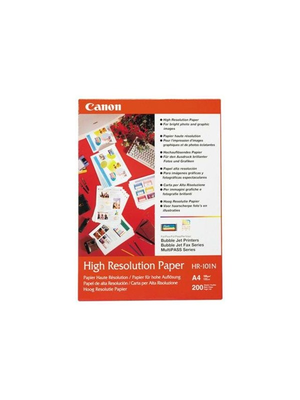 Canon Paper HR-101 High Resulotion A4 - 50 sheets