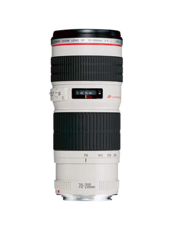 Image of   Canon EF 70-200mm F4L USM