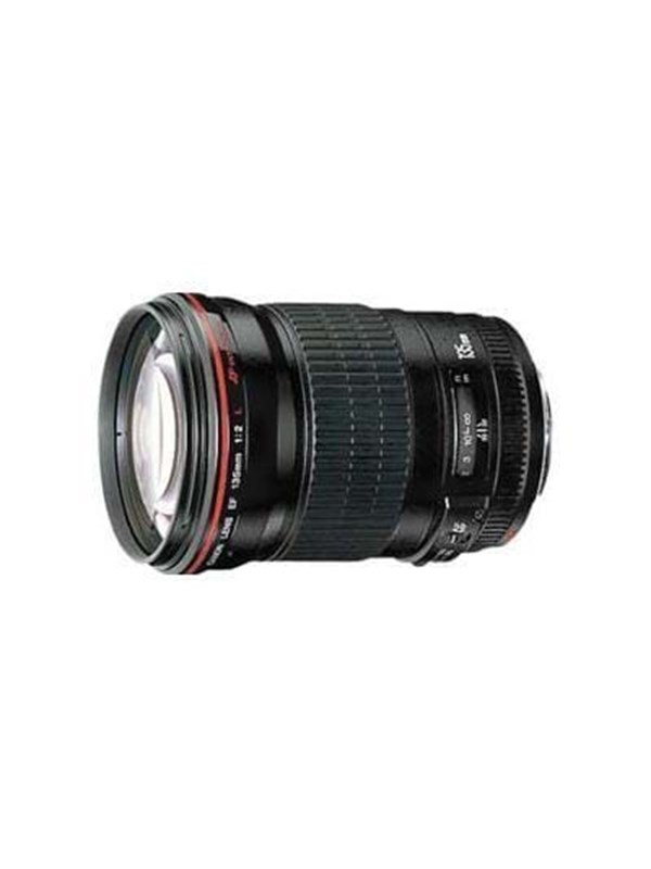 Image of   Canon EF 135mm f/2L USM
