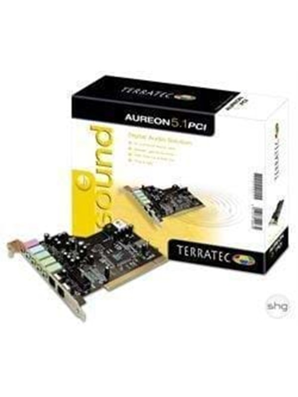 Image of   TERRATEC SoundSystem Aureon 5.1 PCI