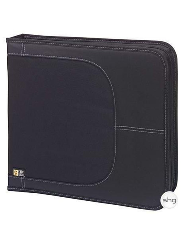 Image of   Case Logic CDW208 Capacity CD Wallet