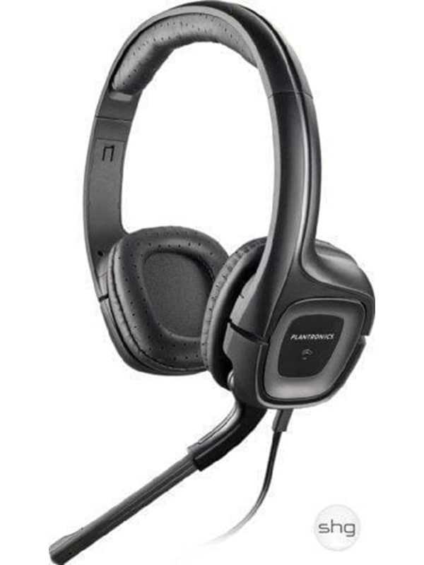 Image of   Plantronics .Audio 355 Headset - Sort