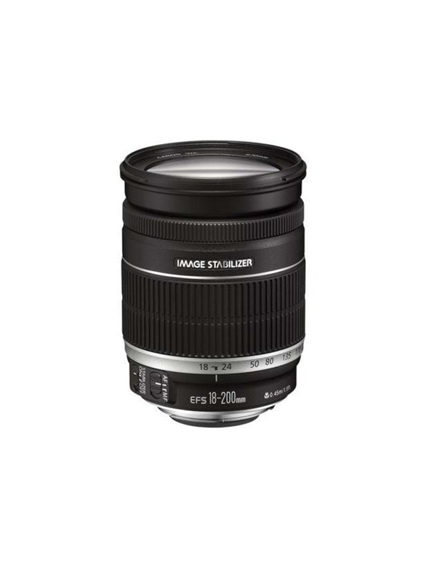 Image of   Canon EF-S 18-200mm f/3.5-5.6 IS