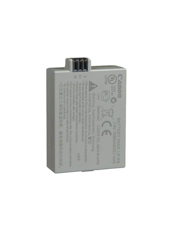Image of   Canon LP-E5 Battery for EOS 450D