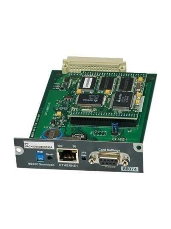 Image of   APC SNMP/Web Card