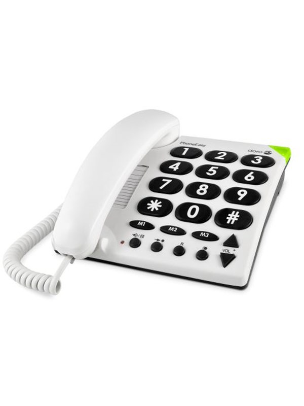 Image of   Doro PhoneEasy 311C White