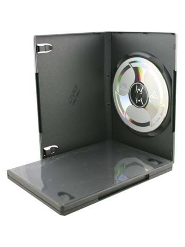 Image of   DELTACO DVD-foderal 5-pack