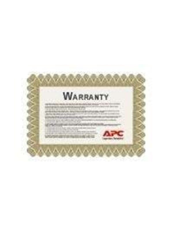 Image of   APC 3 Year APC Extended Warranty