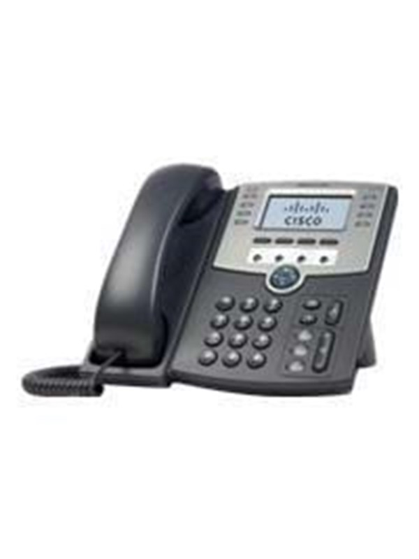 Image of   Cisco 12 Line IP Phone w/Display PoE + PC Port