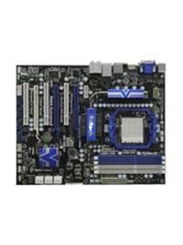 Image of   ASRock 880G Extreme3 Bundkort - AMD 880G - AMD AM3 socket - DDR3 RAM - ATX