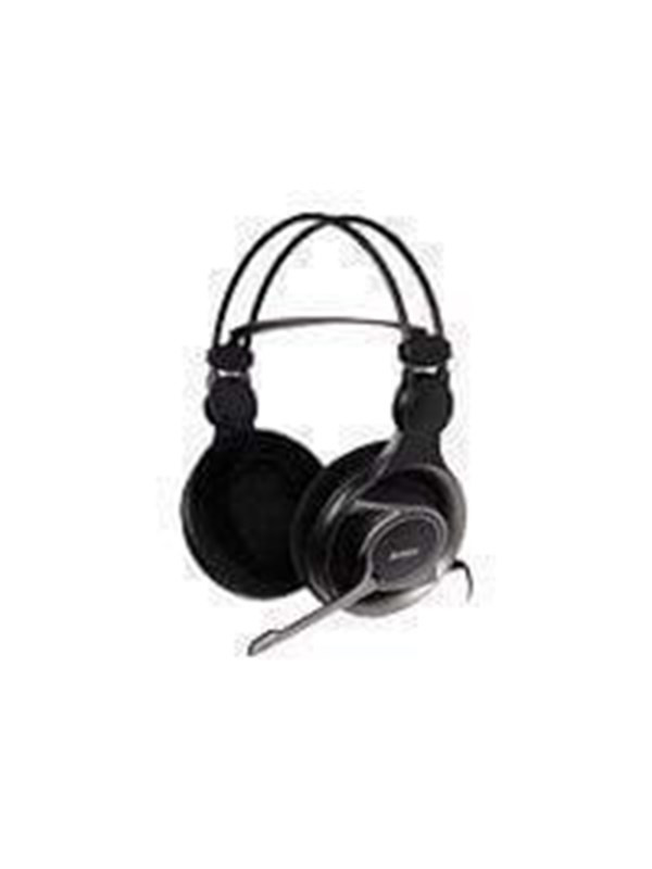 Image of   A4 Tech HS-100 Stereo Gaming Headset - Sort