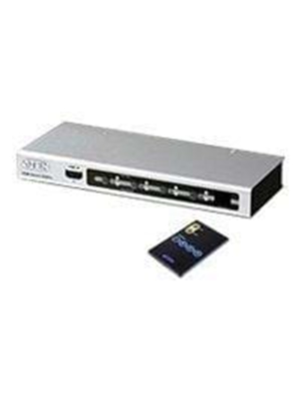 Image of   ATEN HDMI switch - 4 ports