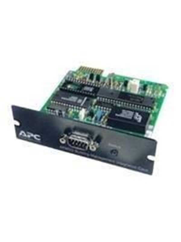 Image of   APC Building Management Integration Card adapter for fjernadministration